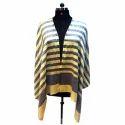 Self Merino Super Wool Weave Scarves