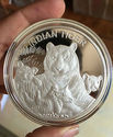 Mmtc Silver Coin