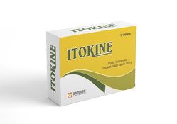 Itopride Hydrochloride Sustained Release Capsules 150mg