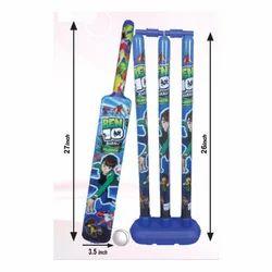 Ben 10 Plastic Cricket Set of 100