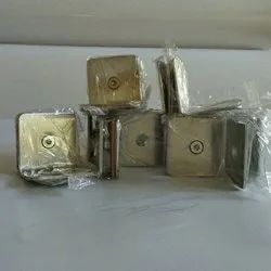 90 Degree L Connector For Glass, Size: 2.5 Mm