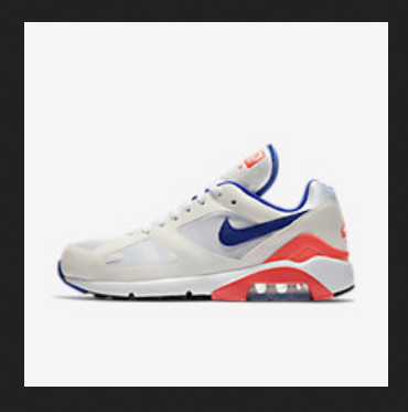 best service 14296 123ba Men Nike Air Max 180 Shoe