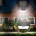 66 Led New Solar Outdoor Lighting