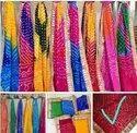 Bandhani Dupatta Silk
