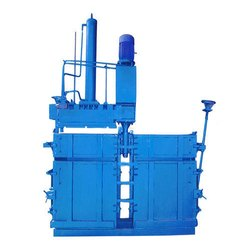 Double Chamber Vertical Baling Press