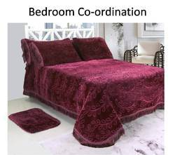 UBS-001 Embossed Bedcover