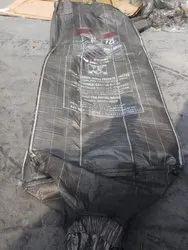 Plastic White Carbon Jumbo Bag, Storage Capacity: 1000 Kgs, Size: 102x102x245 Cms