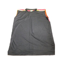 Polyester Sleeveless T Shirt, Size: S-xl