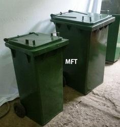 MS Wheel Dustbin