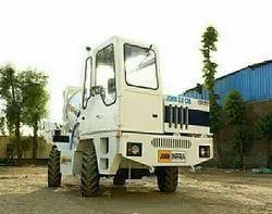 Diesel Engine Self Loading Mobile Concrete Mixer Machine, for Construction
