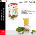 MAGIC CHILLY & DRY FRUIT CUTTER