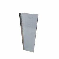 Transparent Printed Digital Printing Glass, Size: 8x4 Feet