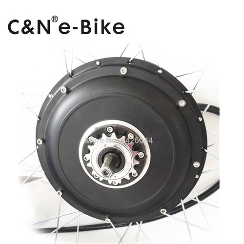 Electric Bicycle Hub Motor Kit