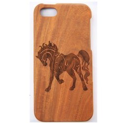 Wooden Mobile Case Printing Service