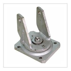 Stainless Steel Caster Bracket