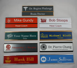 Doctors Name Plate