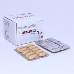 Levetiracetam Tablets 500mg