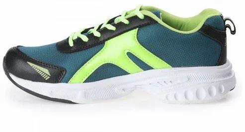 Men Sea Blue-Neon Green Shoes FB9779GP