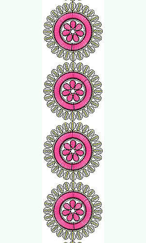 cording lace border embroidery design embroidered border kasheeda