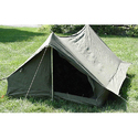 Army Troop Pole Tent