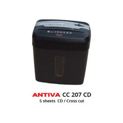 PAPER SHREDDER CC 207 CD