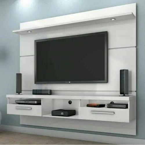 Modern Design Living Room Tv Stand Manufacturer From Dehradun