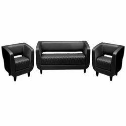 Black Godrej Urban Sofa