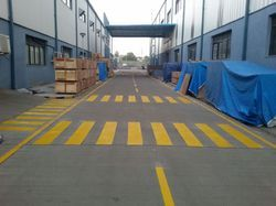 Industrial Thermoplastic Painting Services