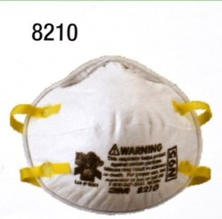 3M N-8210 Safety Face Mask