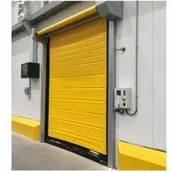 High Speed Freezer Doors