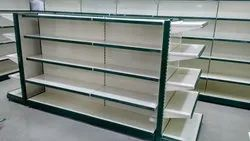 MS Double Side Shelves
