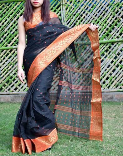 Saree - Bagh Print Cotton Saree Wholesaler from Bhopal