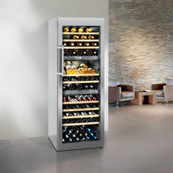 Stainless Steel Drinks Cabinet