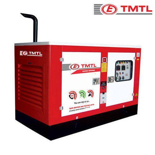 tmtl 25 kva air cooled diesel generator tafe motors tractors rh indiamart com
