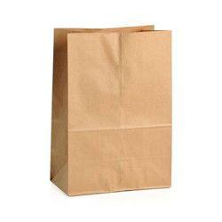 Square Bottom Kraft Paper Bag