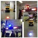 Forklift Warning Blue Spot Light