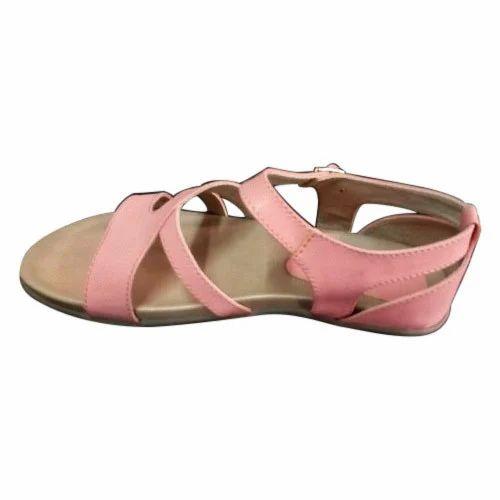 309f0be43 Pink Ladies Pink Sandals, Size: 6-11, Rs 310 /pair, Razi Footwear ...