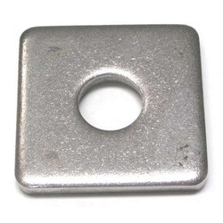 SS Square Washer