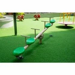 Paint Coated Seesaw