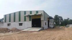 Prefabricated Buildings Godowns