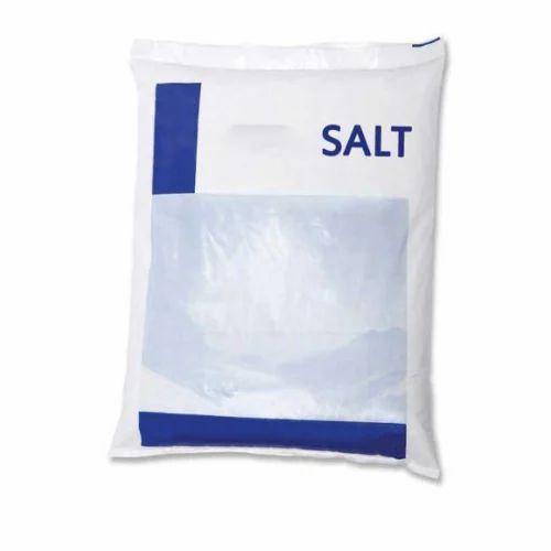 Hdpe White Salt Bags Capacity Upto 25 Kg