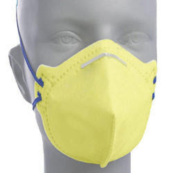 Yellow Small , Large Venus Nose Mask, Traffic Police