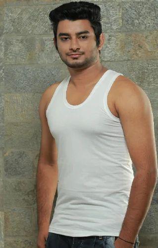 6b360cabd94 Men s Gym Vest - 100% Cotton Vest Manufacturer from Tiruppur