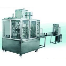 Stainless Steel Automatic Bottle Rinsing Filling Capping Machine, 3-4 HP