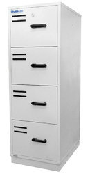 Fonzel Fire Resistant 4 Drawer Filing Cabinet