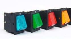 DPST Illuminated Rocker Switch