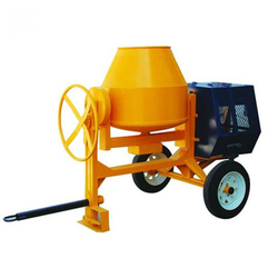 Concrete Mixer Engine