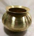 Brass Ankshi Handi