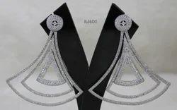 Party Wear Ladies Designer Earrings