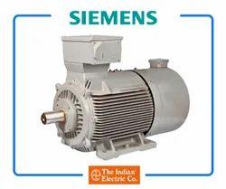 Three Phase Siemens IE3 1LE7 Series Motors, 415